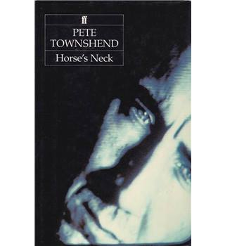 Horse's Neck - Pete Townshend - First Edition