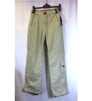 "BNWT Ice Peak - Size: 36"" - Cream - Cargo Pants"