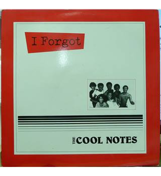 I Forgot - The Cool Notes - 12 AD 002