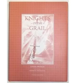 Knights of the Grail - Signed by the Author