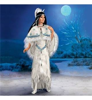 Winter Moon Bride Doll