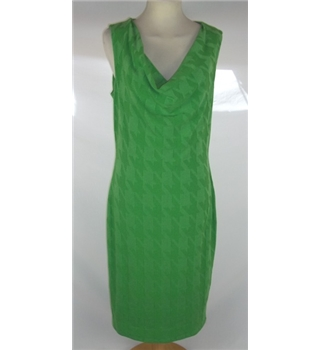 Frank Lyman Design - Size: 10 - Green - Knee length dress