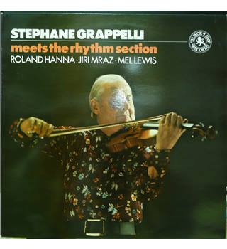 Stephane Grappelli Meets The Rhythm Section - Stephane Grappelli - BLP 30183