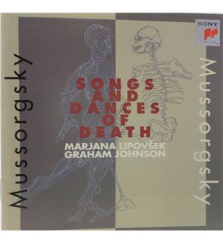 Mussorgsky: Songs and Dances of Death
