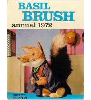 Basil Brush Annual 1972