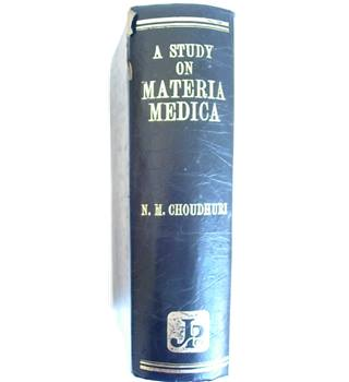 A Study on Materia Medica