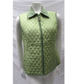 J.McLaughlin Size M Green Gillet J.McLaughlin - Size: M - Green