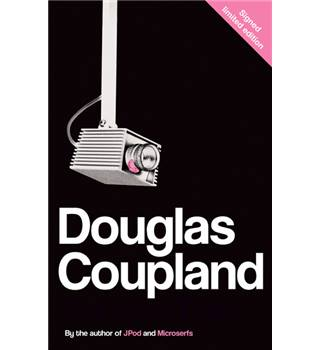 The Gum Thief - Douglas Coupland - Signed Limted Edition in Slipcase