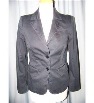 sisley - Size: S - Blue - Casual jacket / coat