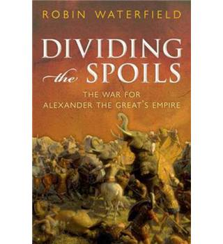 Dividing the spoils- First Edition, Signed Copy