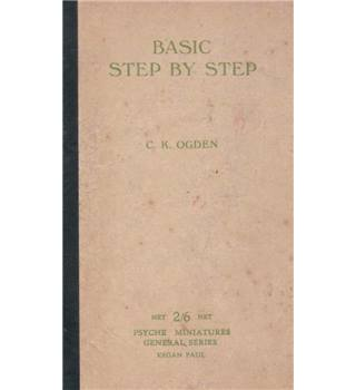 Basic Step By Step - Psyche Miniatures - 1939