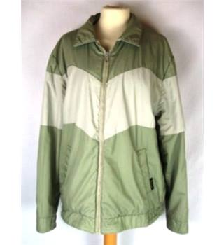 Aquatite Reversable Green Raincoat