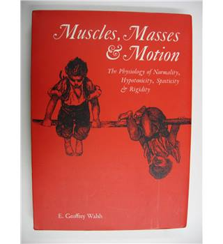 Muscles, Masses and Motion. The Physiology of Normality, Hypotonicity, Spasticity and Rigidity