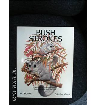 Bush Strokes: A Portfolio of 20 Native Animals from the Australian Outback