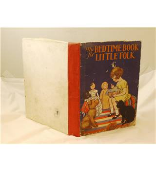 The Bedtime Book for Little Folk Mildred Heap published Harrap 1934 illus in colour and b&w