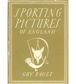 Sporting Pictures of England - Guy Paget, 1945 (Britain in Pictures)