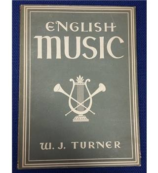 English Music - W. J. Turner, 1941 (Britain in Pictures)