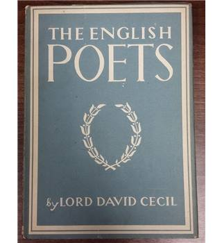 The English Poets - Lord David Cecil, 1942 (Britain in Pictures)