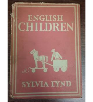 English Children - Sylvia Lynd, 1942 (Britain in Pictures)