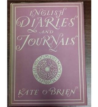 English Diaries and Journals - Kate O'Brien, 1943 (Britain in Pictures)