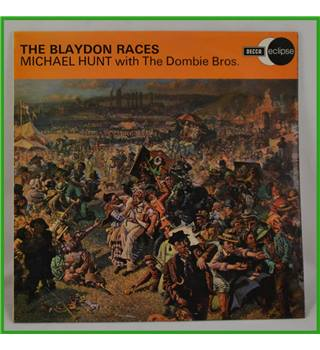 The Blaydon Races - Michael Hunt with The Dombie Bros. - 2037