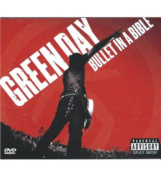 Bullet In A Bible (CD) Green Day