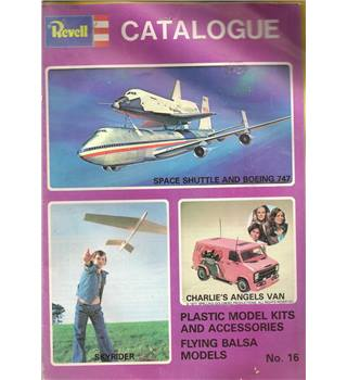 Revell Catalogue No.16