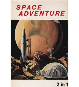Space Adventure - Captives of the Moon - Patrick Moore - et al - 1964