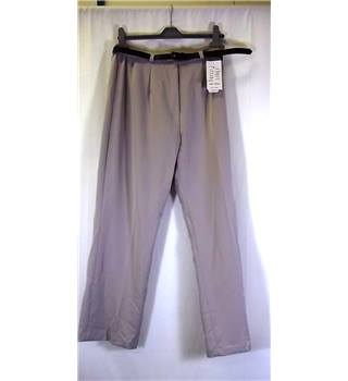 "BNWT Fenwick Vinci - Size: 14"" - Grey - Trousers"