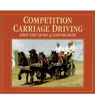 Competition carriage driving by the Duke of Edinburgh