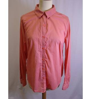 Forever 21 - Size: M - Orange - Long sleeved shirt