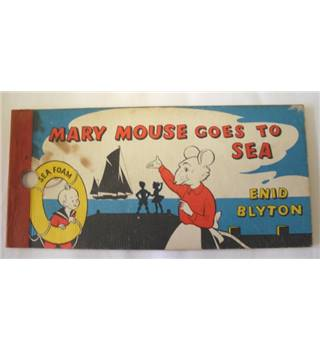 Mary Mouse Goes to Sea
