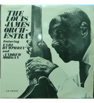 The Louis James Orchestra - The Louis James Orchestra/Earl Humphery/Andrew Morgan - RRE 532