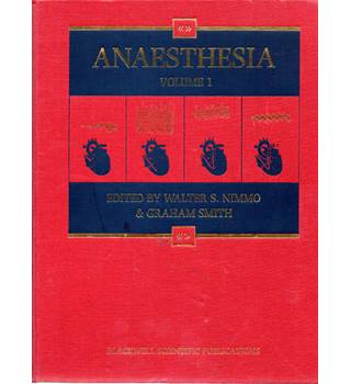 Anaesthesia Vol 1&2