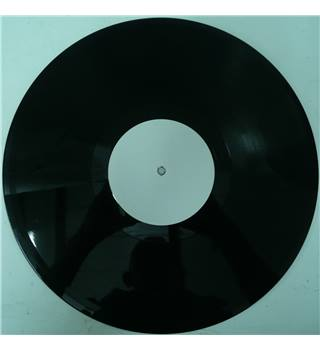 Blue Monday - New Order - FAC-73 Unprinted White Label