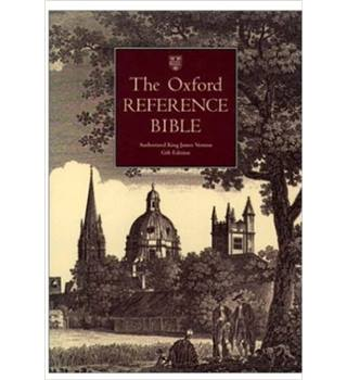 The Oxford Reference Bible [Gift Edition]