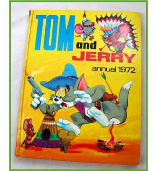 Tom & Jerry Annual  1972