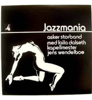 Jazzmania by Asker Storband, Laila Dalseth, Jens Wendelboe