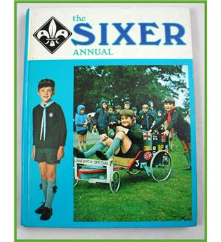 1974  The Sixer Annual  (Cub Scouts.)
