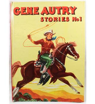 Gene Autry Stories No. 1