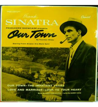 Our Town - Frank Sinatra - EAP 1025