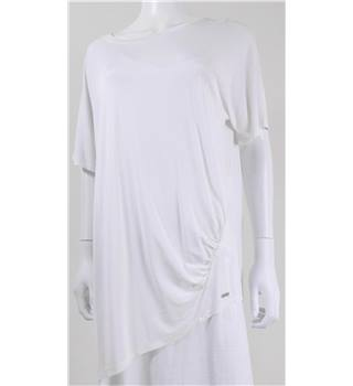 Armani Exchange Size: L White Batwing T-Shirt