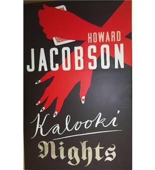 Kalooki Nights- First Edition, fifth printing. Signed copy