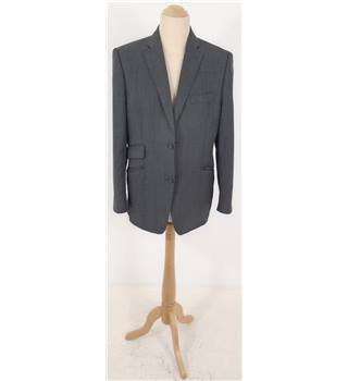 Ted Baker 'Endurance' Medium Charcoal Grey Blazer