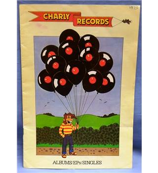 Charly Records: catalogue Albums / EPs / Singles (?1979)