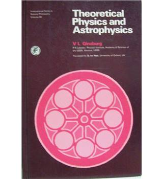 Theoretical Physics and Astrophysics Vol 99
