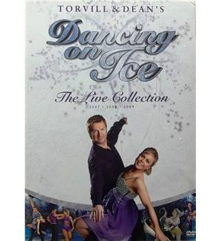 Torvill and Dean's Dancing On Ice: The Live Collection - Cert. E