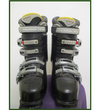 Salomon W Alu Custom Fit Ski Boots Size 29.5