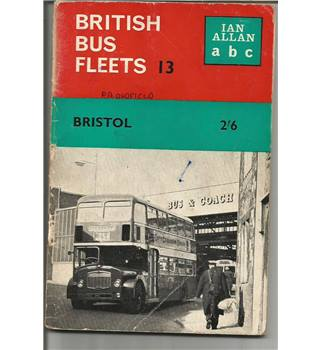 British Bus Fleets No 13 Bristol