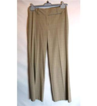 "Next Beige Size: 10R (29"") Suit Trousers"